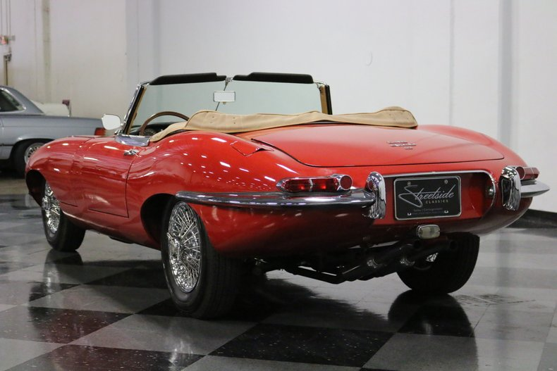 1967 Jaguar E-Type 10