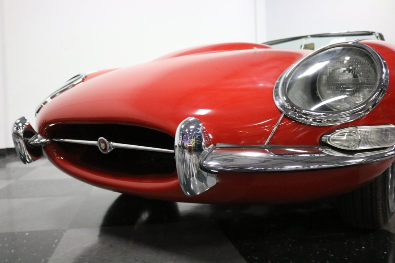 1967 Jaguar E-Type 27
