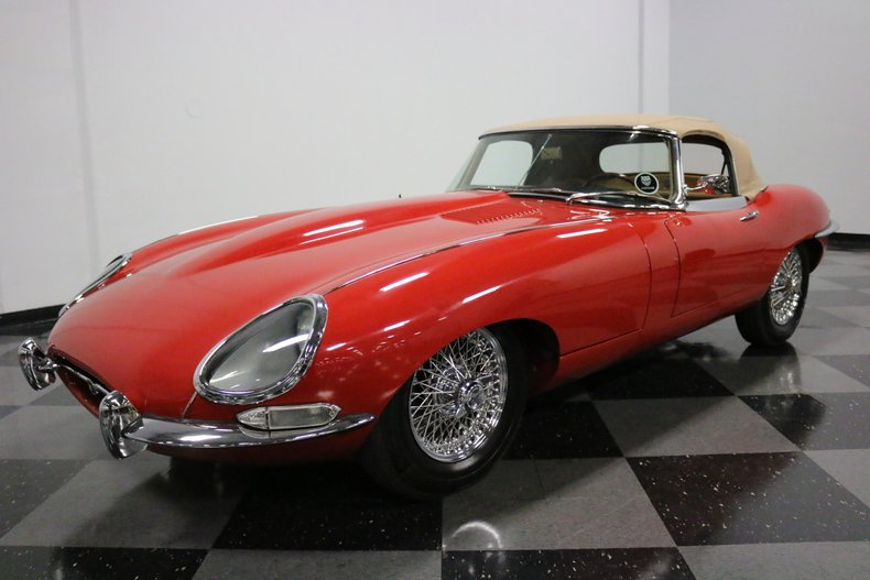 1967 Jaguar E-Type 23
