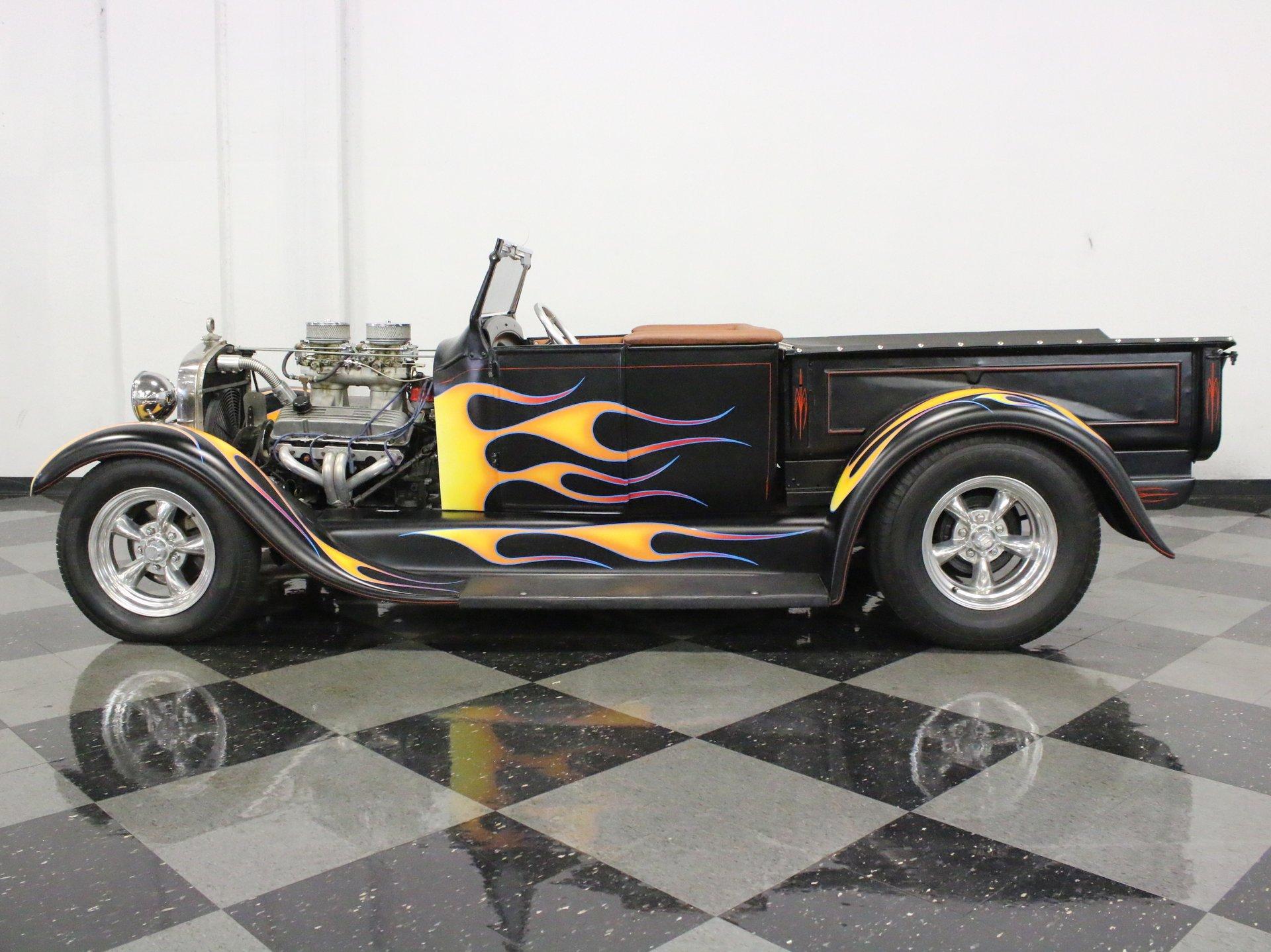 1923 ford model t roadster pickup