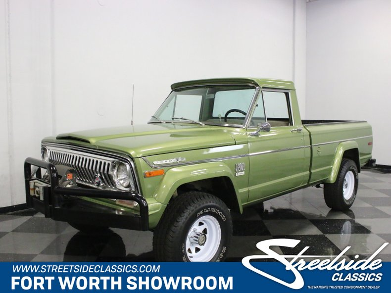 For Sale: 1972 Jeep J-Series