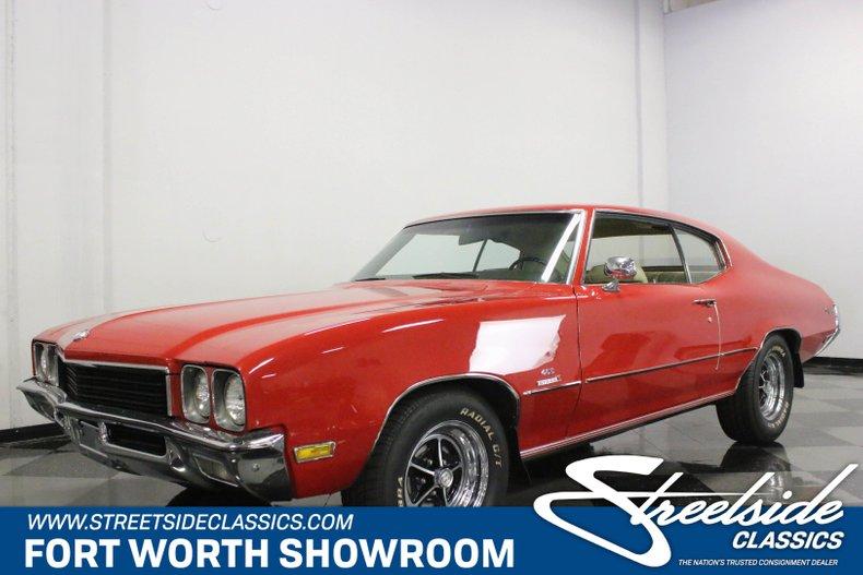 1972 Buick Skylark For Sale