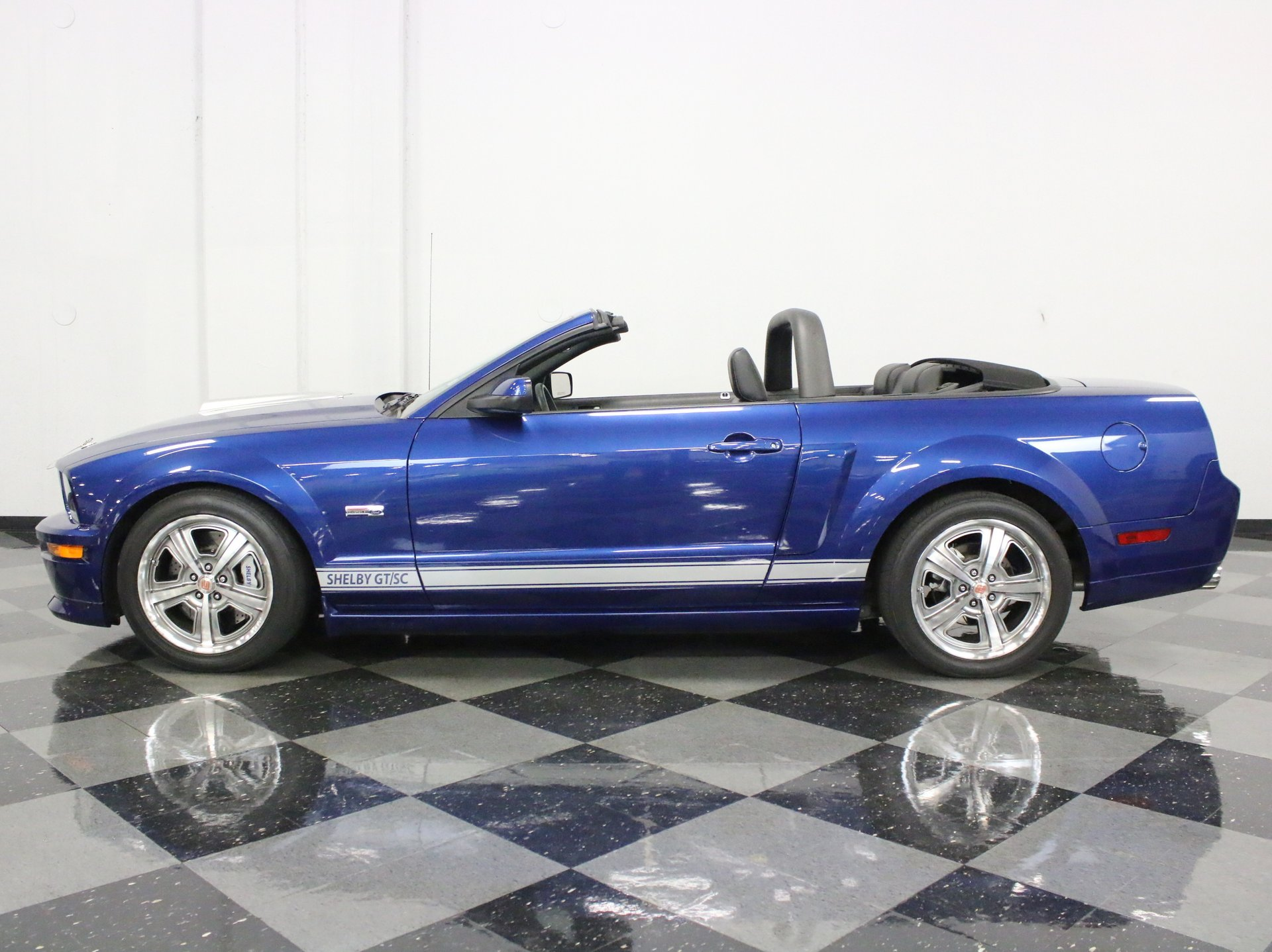 2008 ford mustang shelby gt sc
