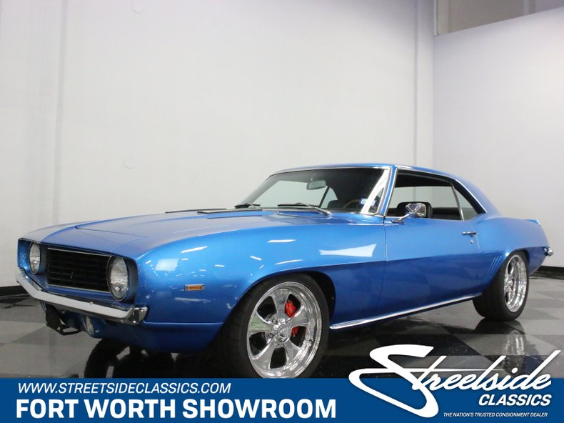1969 Chevrolet Camaro | Streetside Classics - The Nation's