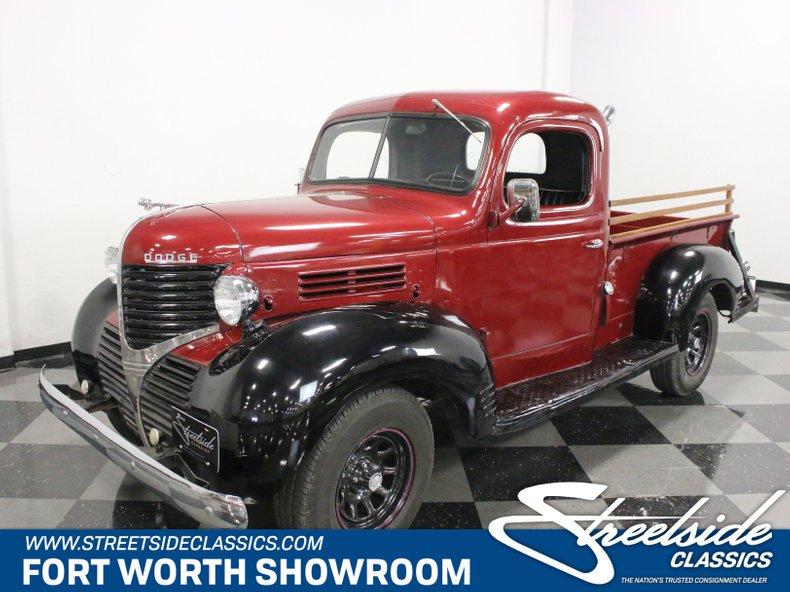 1939 Dodge Pickup Series Tc News >> 1939 Dodge Tc 1 2 Ton Streetside Classics The Nation S Trusted