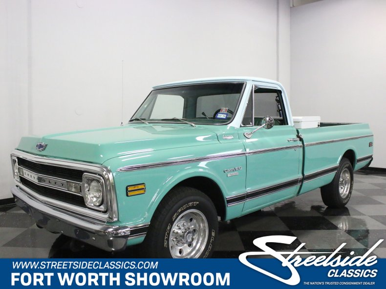 1969 Chevrolet C20 For Sale
