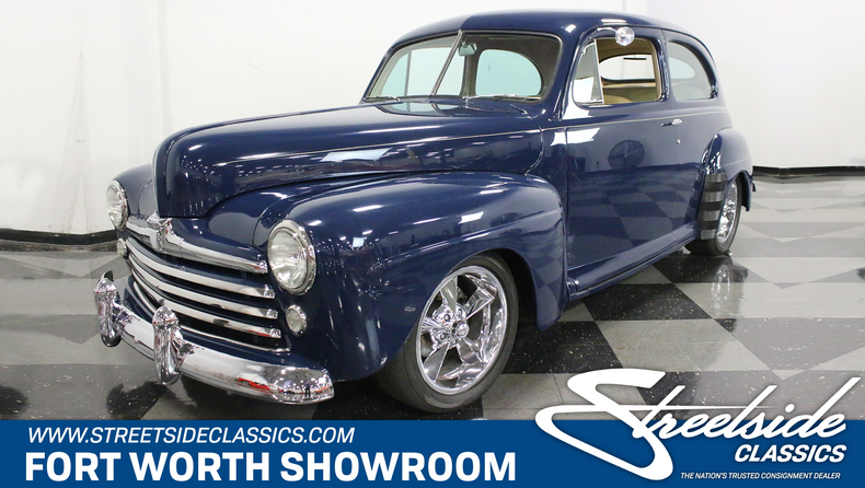For Sale: 1947 Ford Tudor