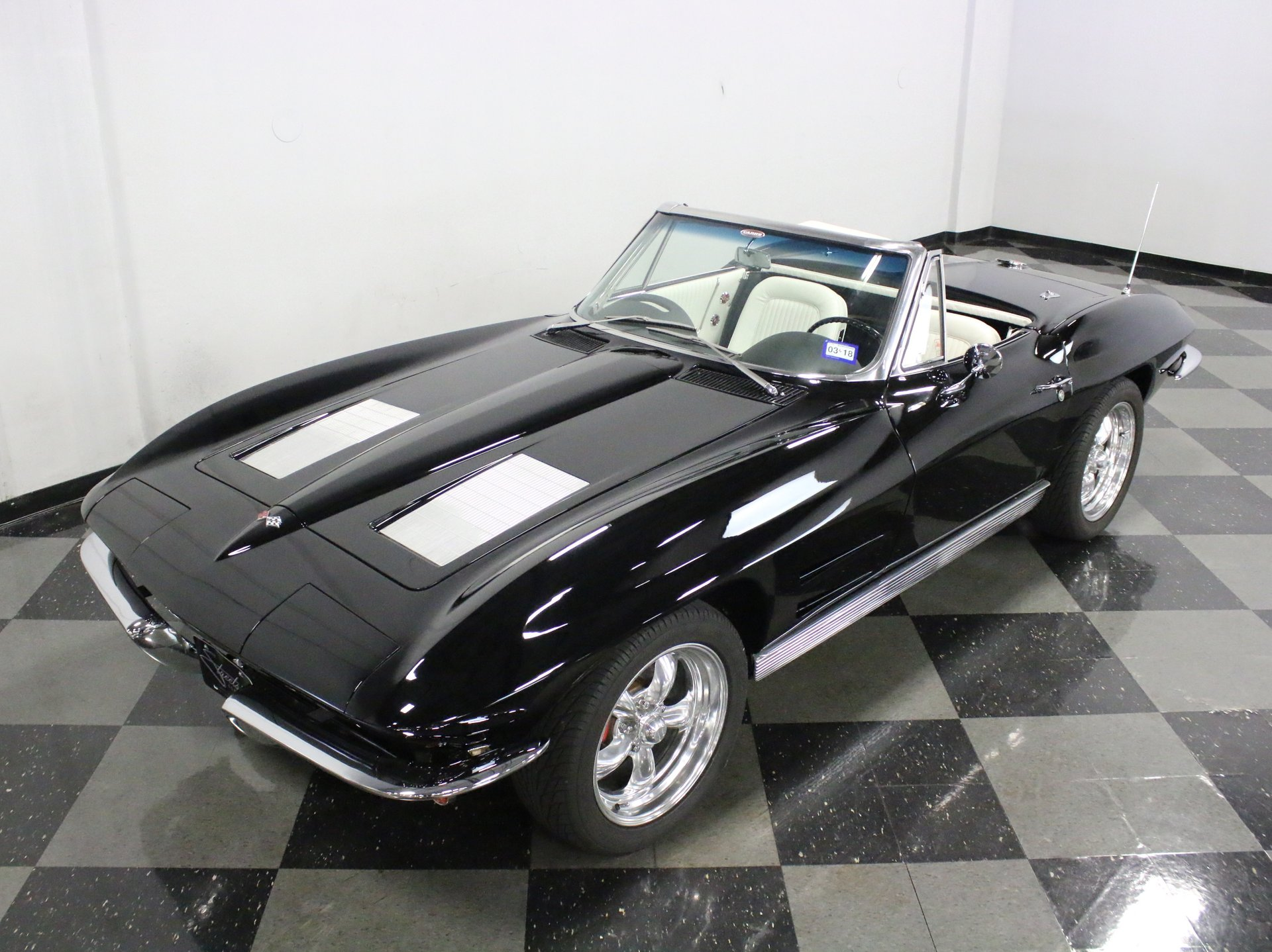 1963 Chevrolet Corvette | Streetside Classics - The Nation's Trusted