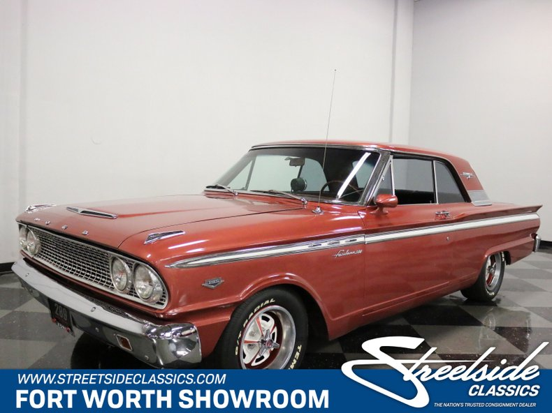 1963 Ford Fairlane 500 for sale #67960 | MCG
