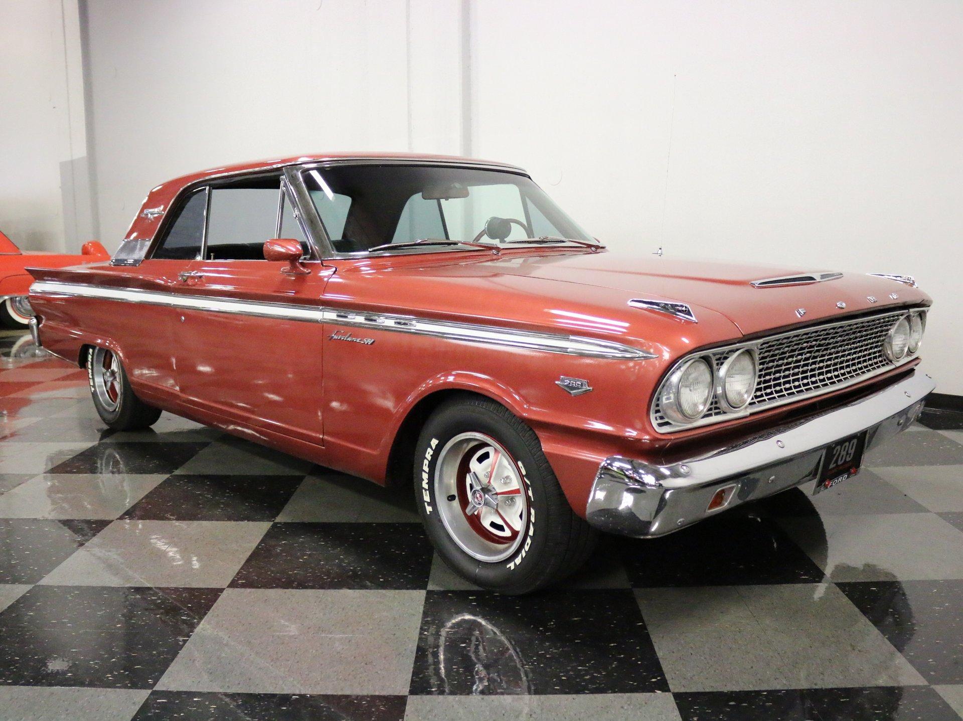 1963 Ford Fairlane 500 for sale #67960   MCG