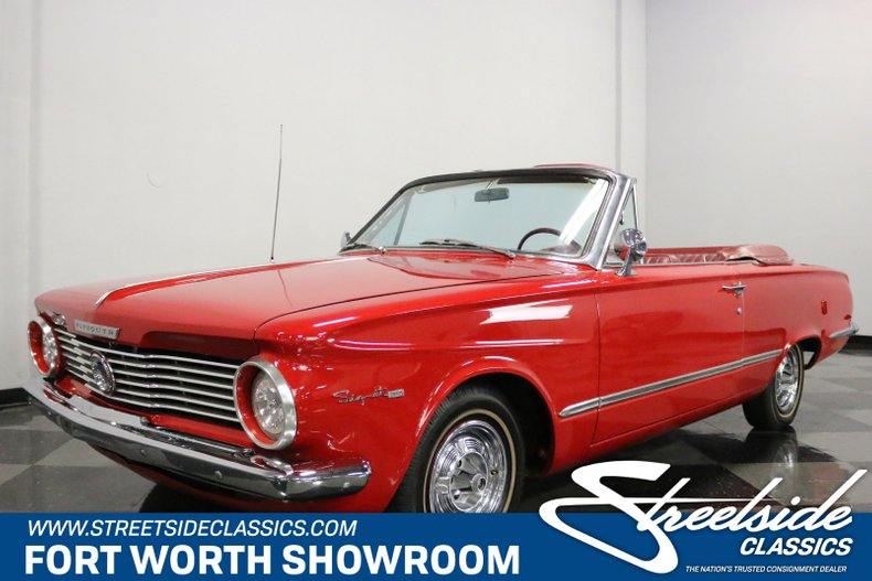 For Sale: 1964 Plymouth Valiant Signet