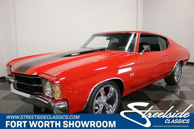 For Sale: 1971 Chevrolet Chevelle