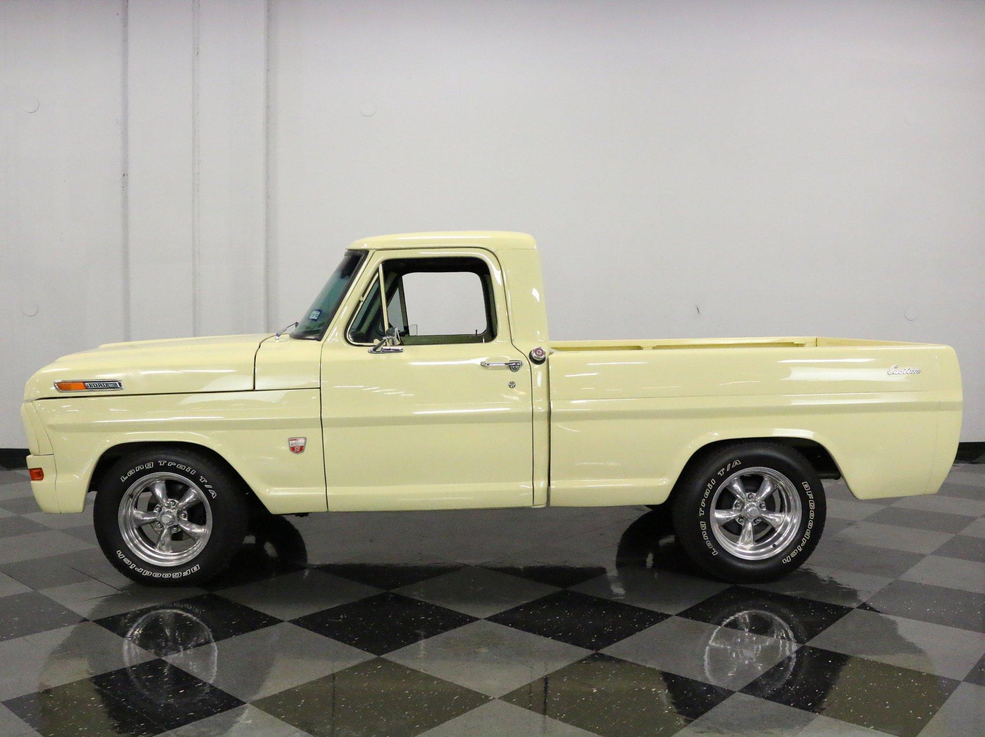 1972 ford f 100 custom