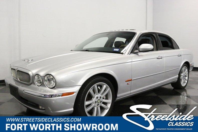 For Sale: 2004 Jaguar XJR