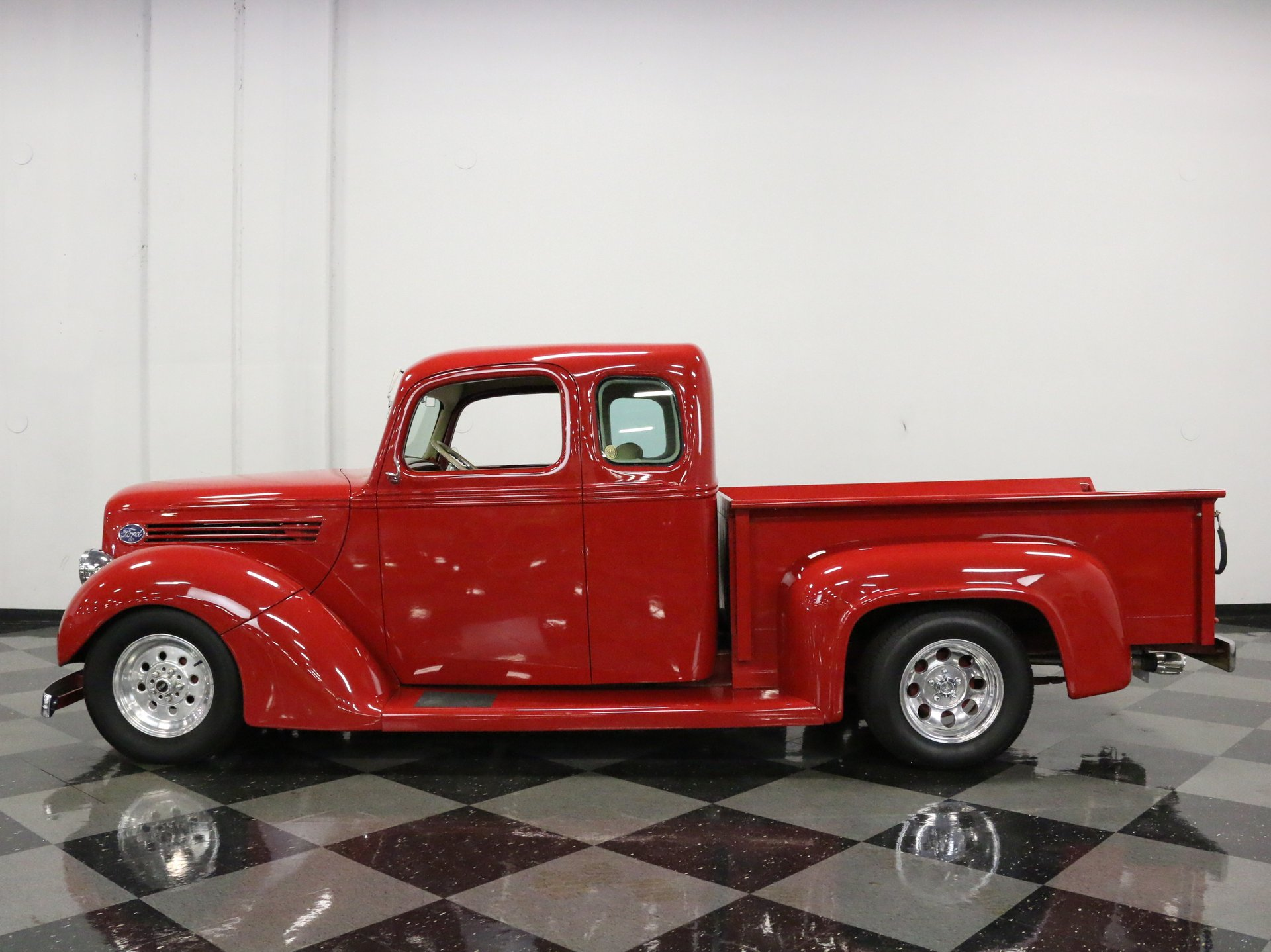 1938 ford custom pickup