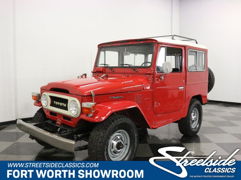 For Sale: 1977 Toyota