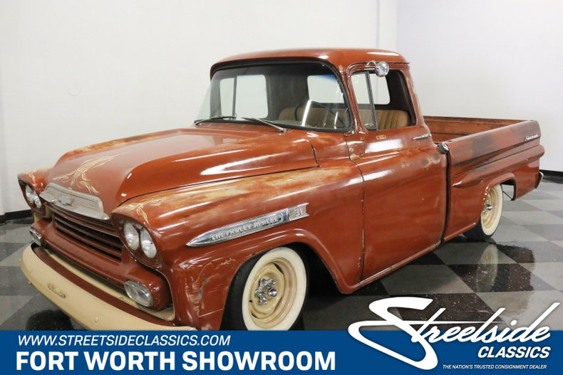 For Sale: 1959 Chevrolet Apache