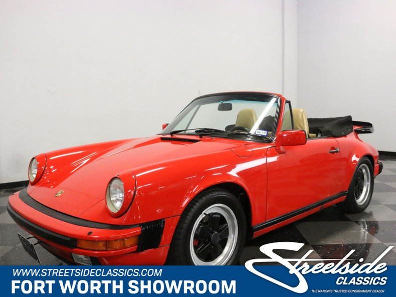 For Sale: 1986 Porsche 911