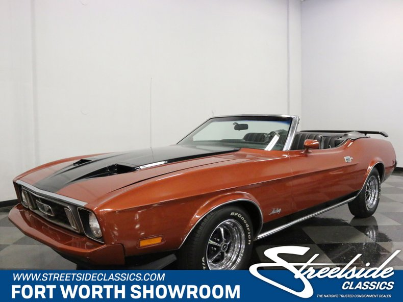 1973 Ford Mustang Convertible For Sale 65526 Mcg