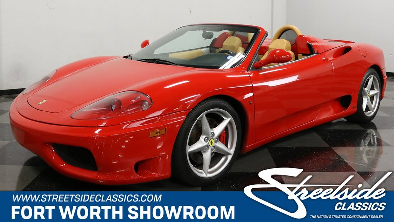 For Sale: 2002 Ferrari 360