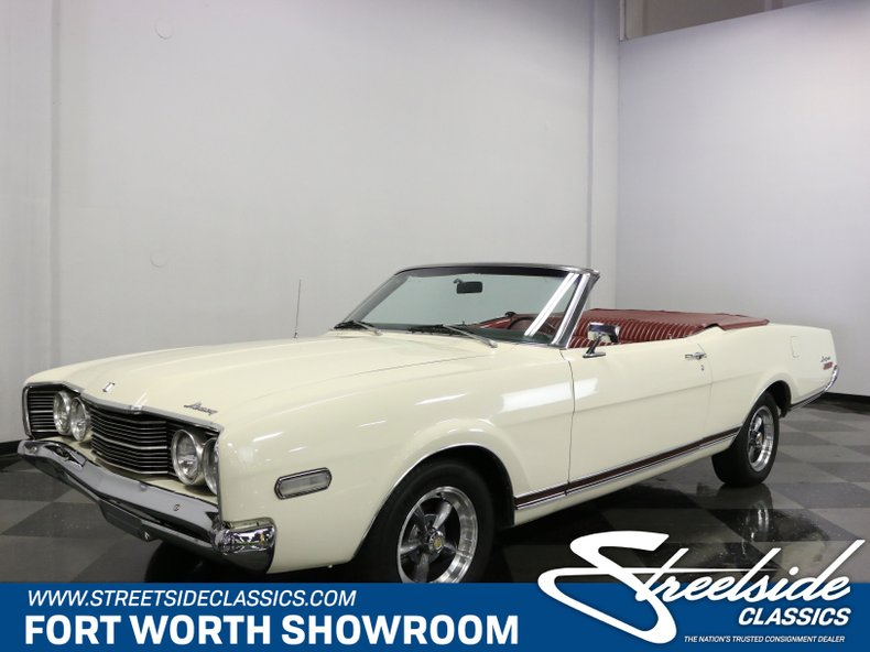 For Sale: 1968 Mercury Montego