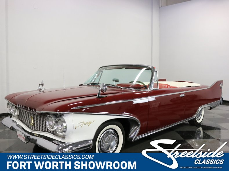For Sale: 1960 Plymouth Fury