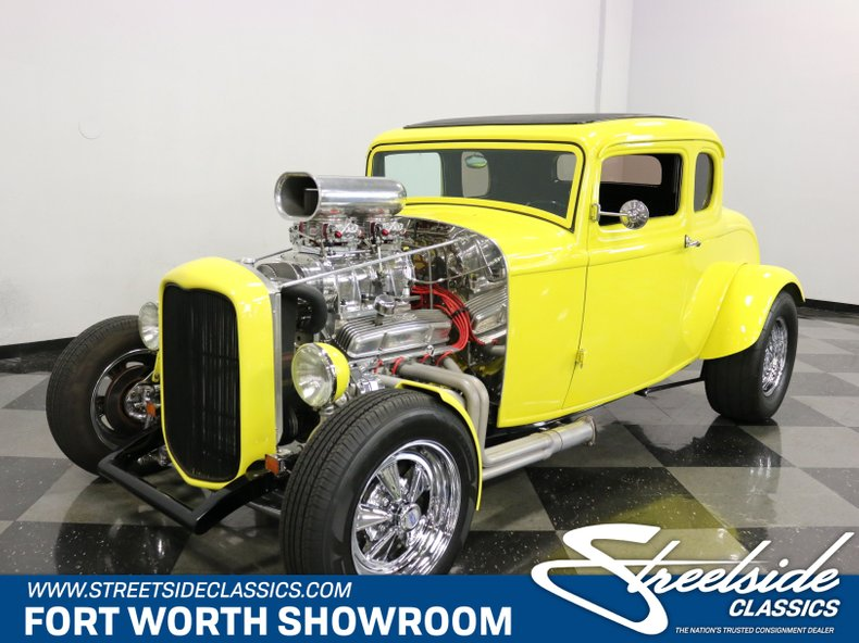 1932 Ford 5-Window | Streetside Classics - The Nation's Trusted