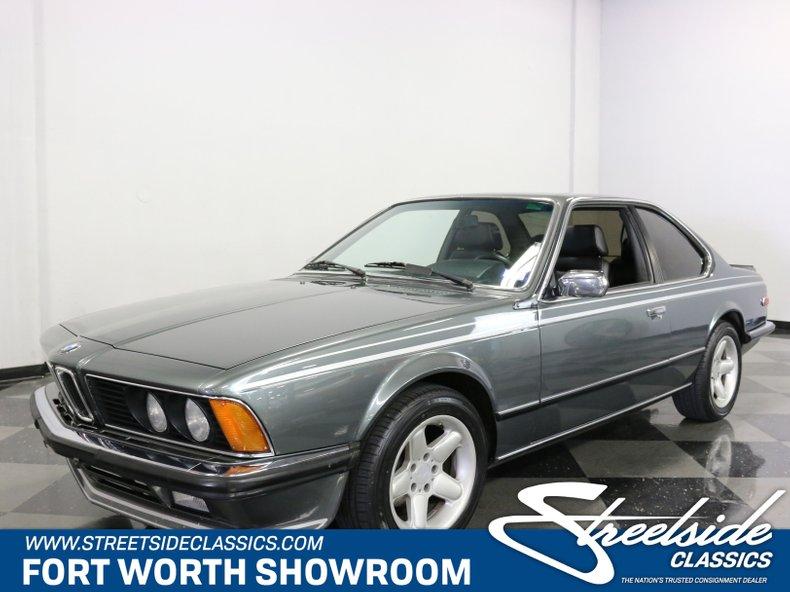 1983 bmw 635csi euro for sale 67585 mcg