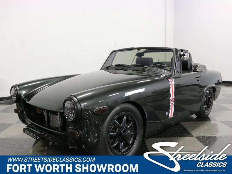 1971 Mg Midget 1275 Resto Mod For Sale 64038 Mcg