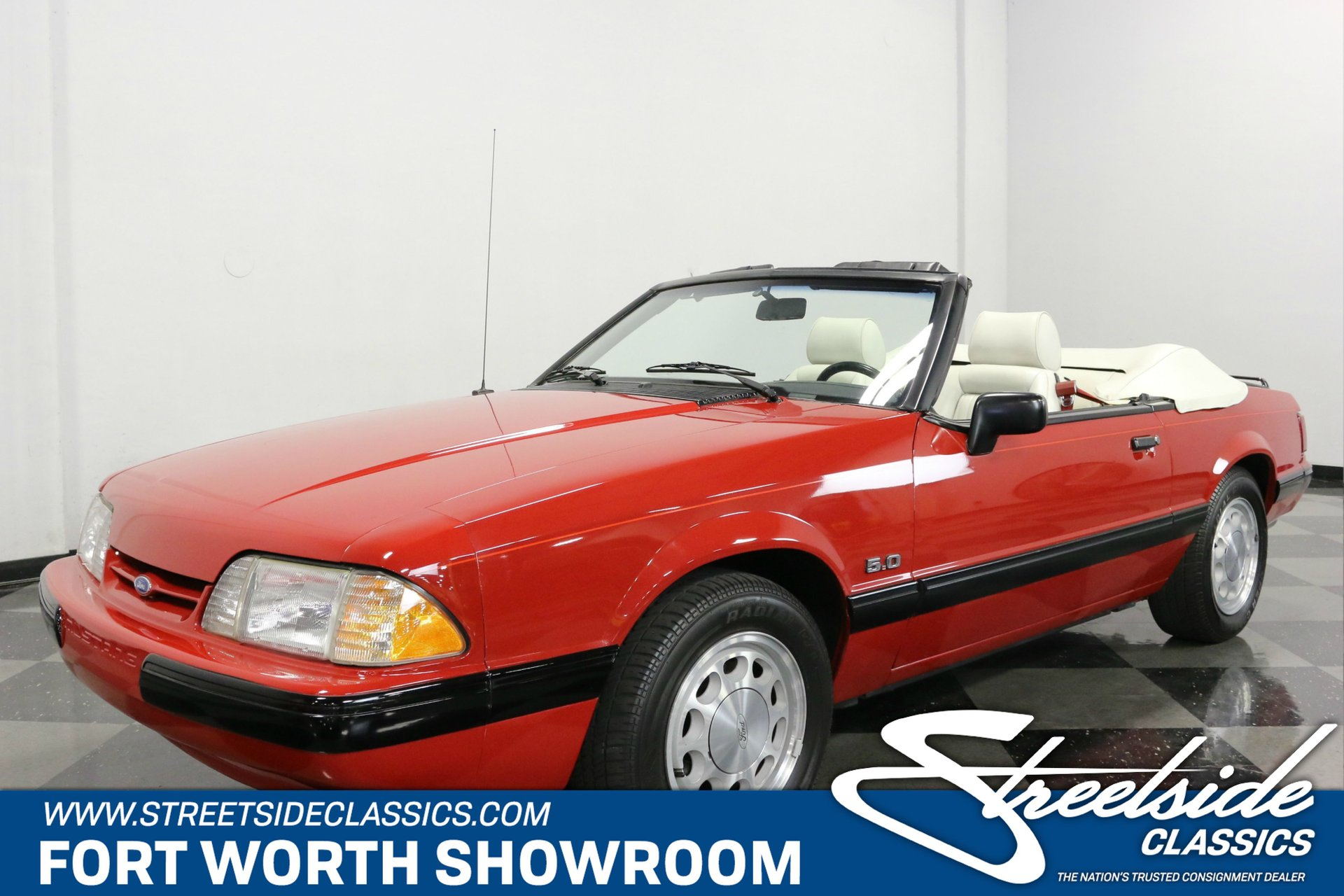 1988 ford mustang lx 5 0