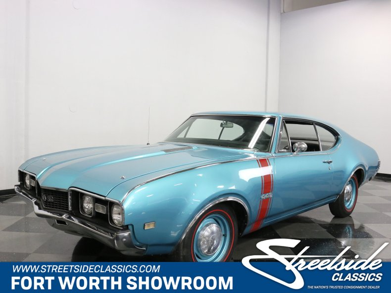 For Sale: 1968 Oldsmobile 442