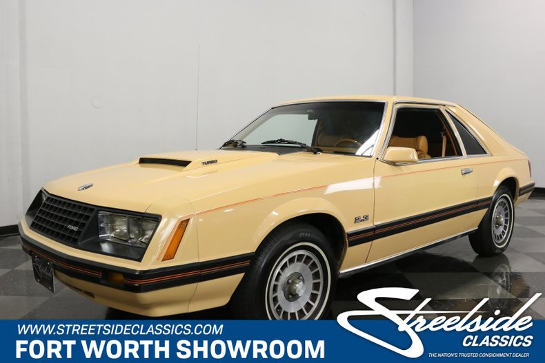 For Sale: 1979 Ford Mustang