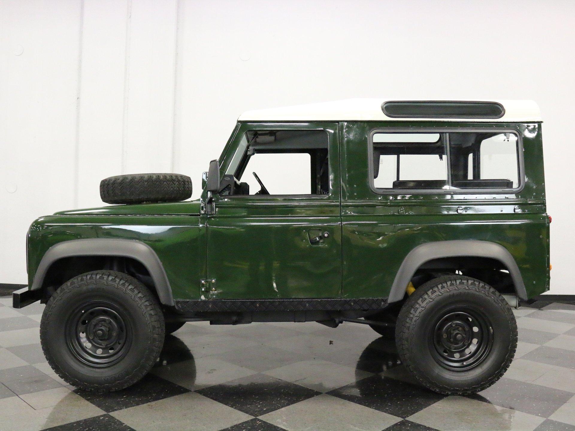 1984 land rover defender 90