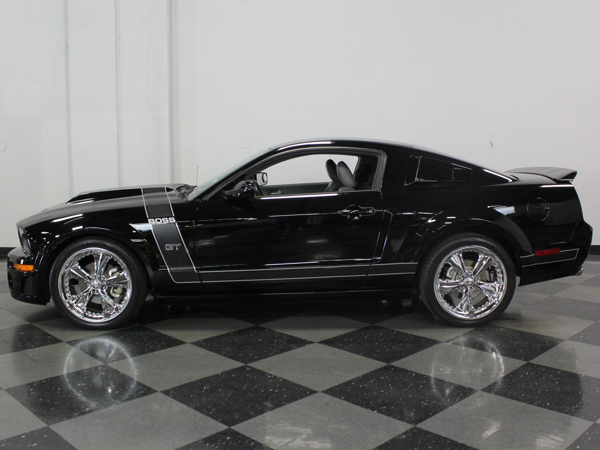 2008 ford mustang gt supercharged