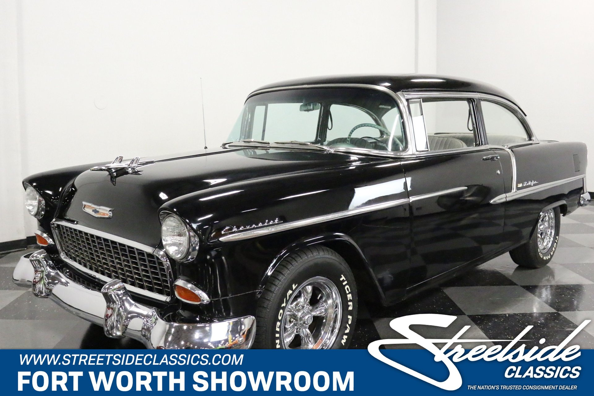 1955 Chevrolet Bel Air For Sale 66372 Mcg