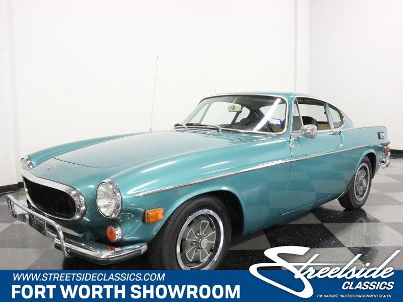 For Sale: 1971 Volvo P1800E
