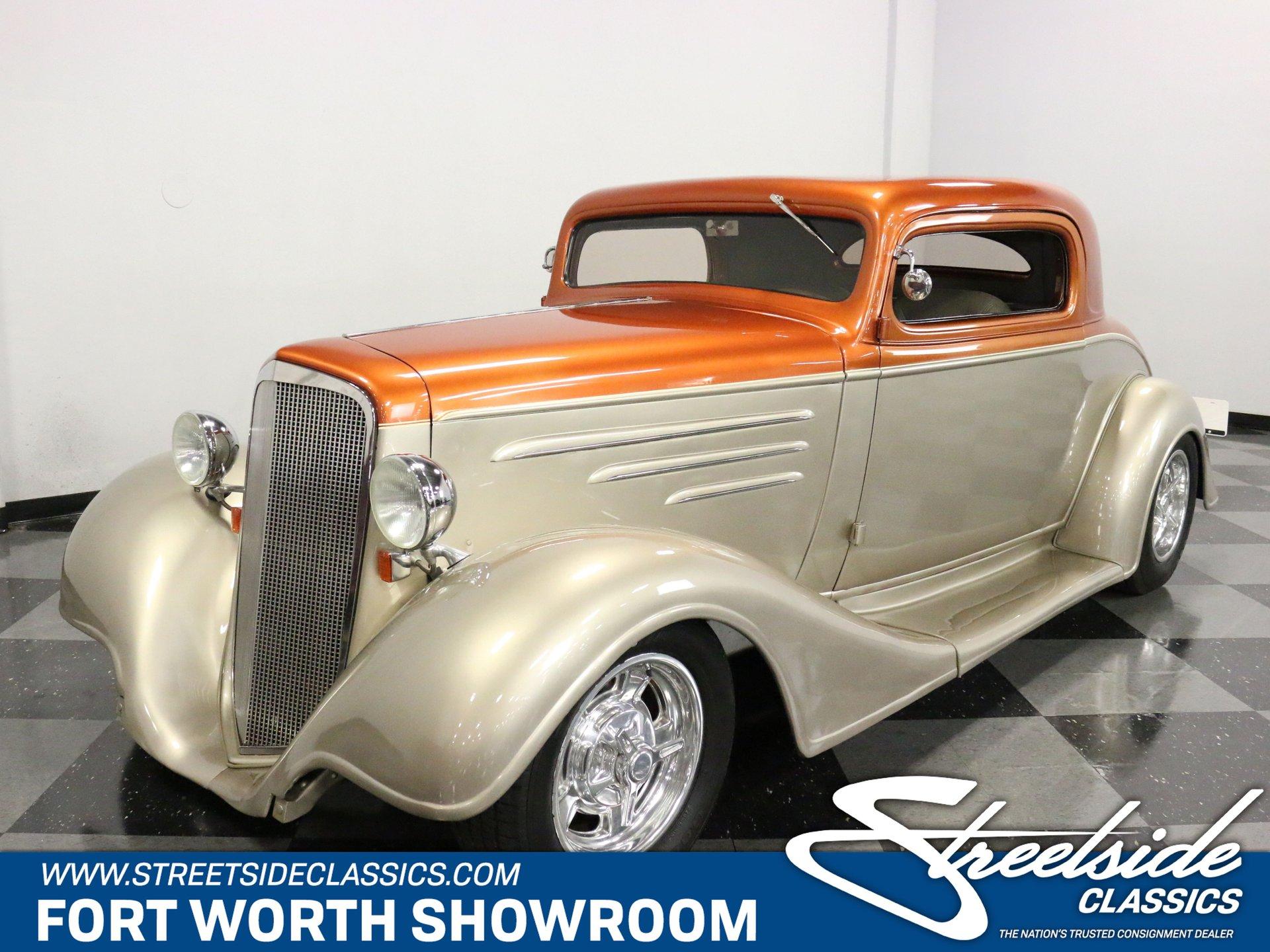 1934 chevrolet 3 window coupe