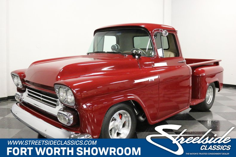 1959 Chevrolet Apache For Sale