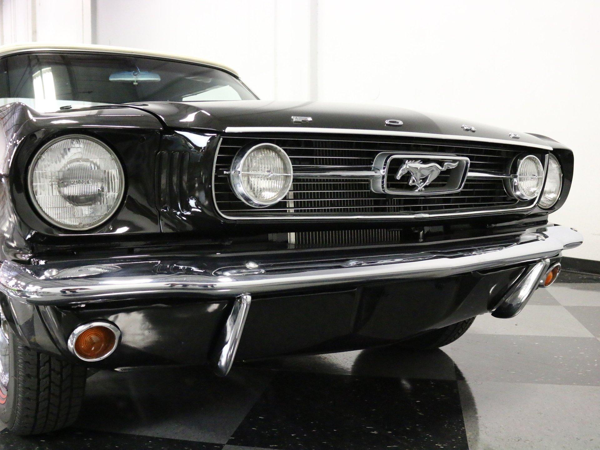 1966 ford mustang manual transmission
