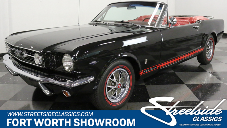 07bd979f7d9fdf Email Us About This  1966 Ford Mustang GT Convertible