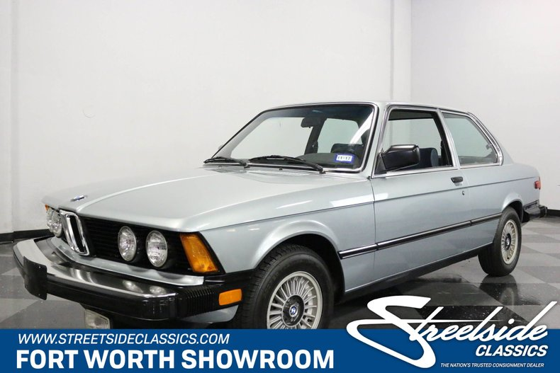 For Sale: 1983 BMW 320I