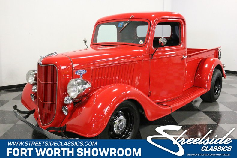 1936 Ford 1/2 Ton Pickup For Sale