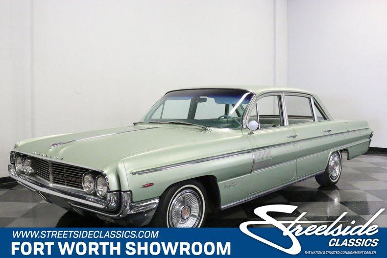 For Sale: 1962 Oldsmobile 98