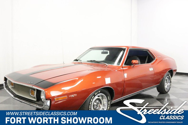 For Sale: 1974 AMC Javelin