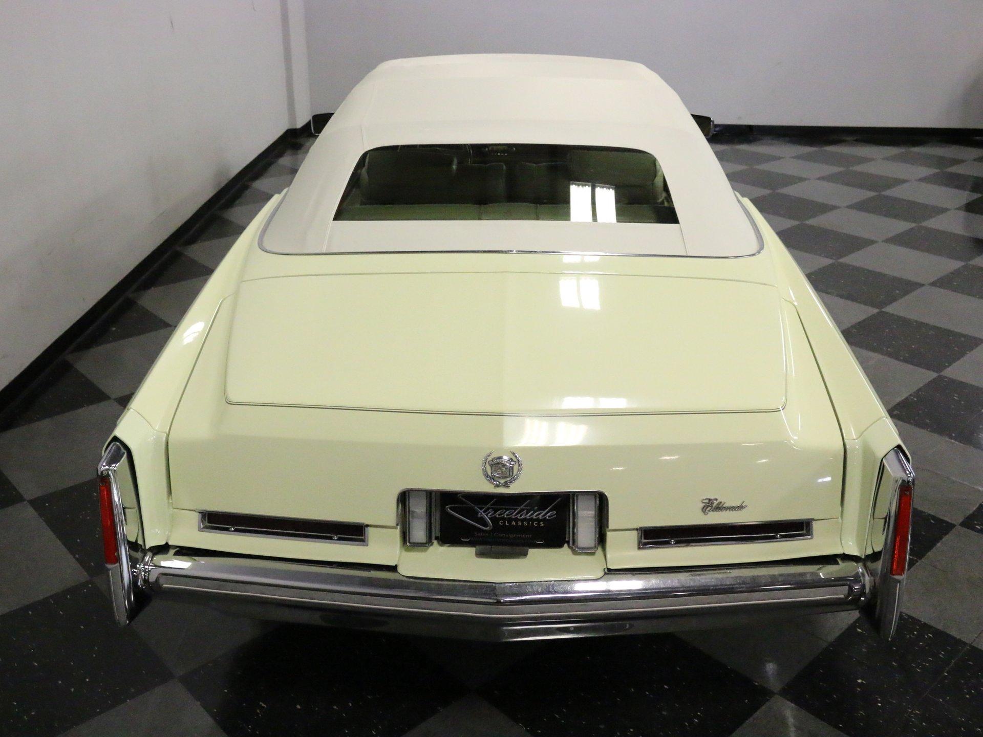 1976 Cadillac Eldorado   Streetside Classics - The Nation's Trusted