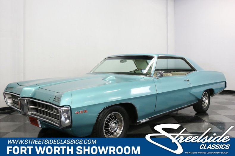 For Sale: 1967 Pontiac Grand Prix