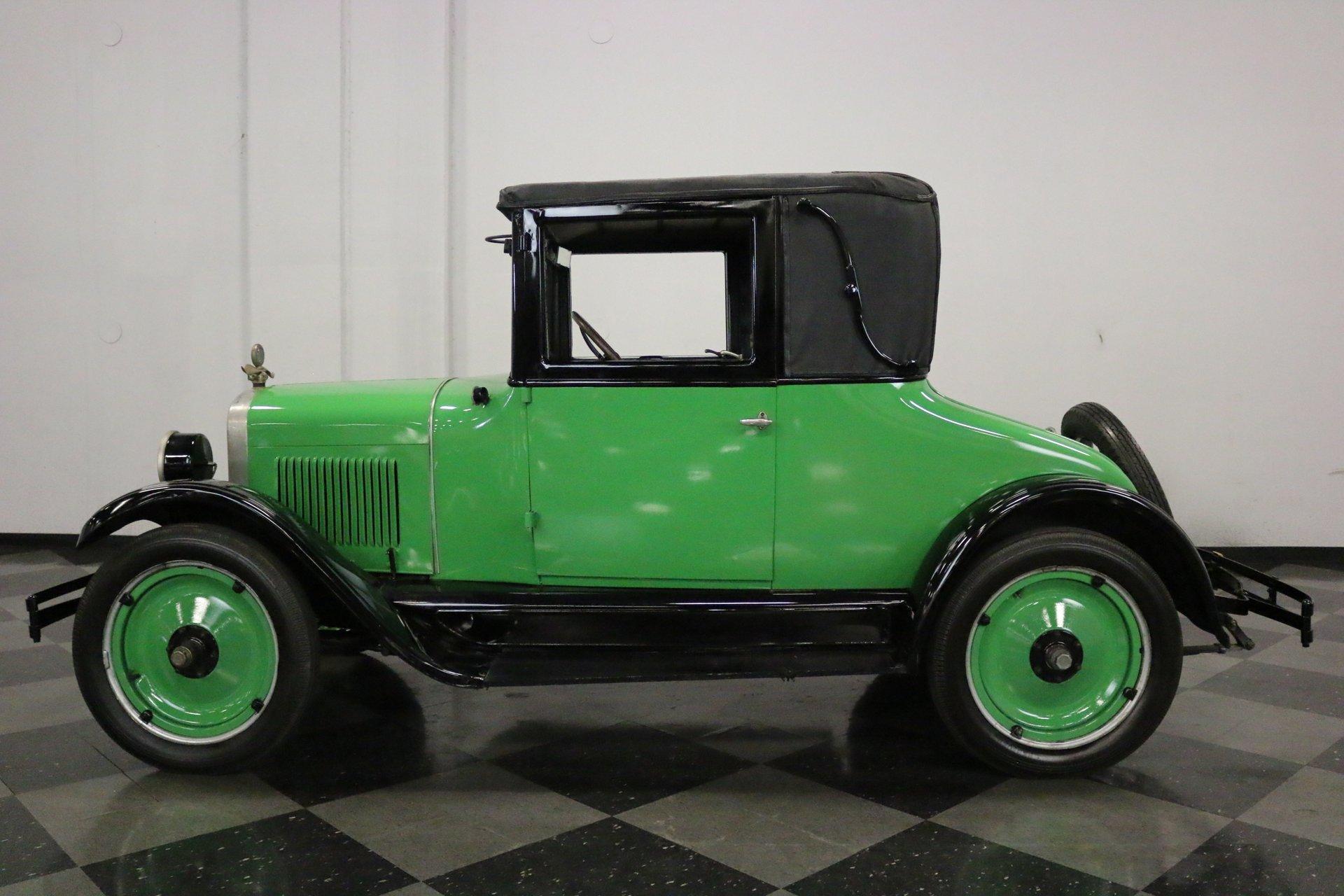 1926 chevrolet superior coach