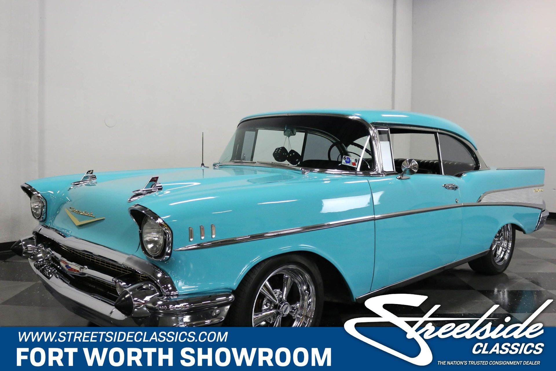 1957 Chevy Quarter Panel