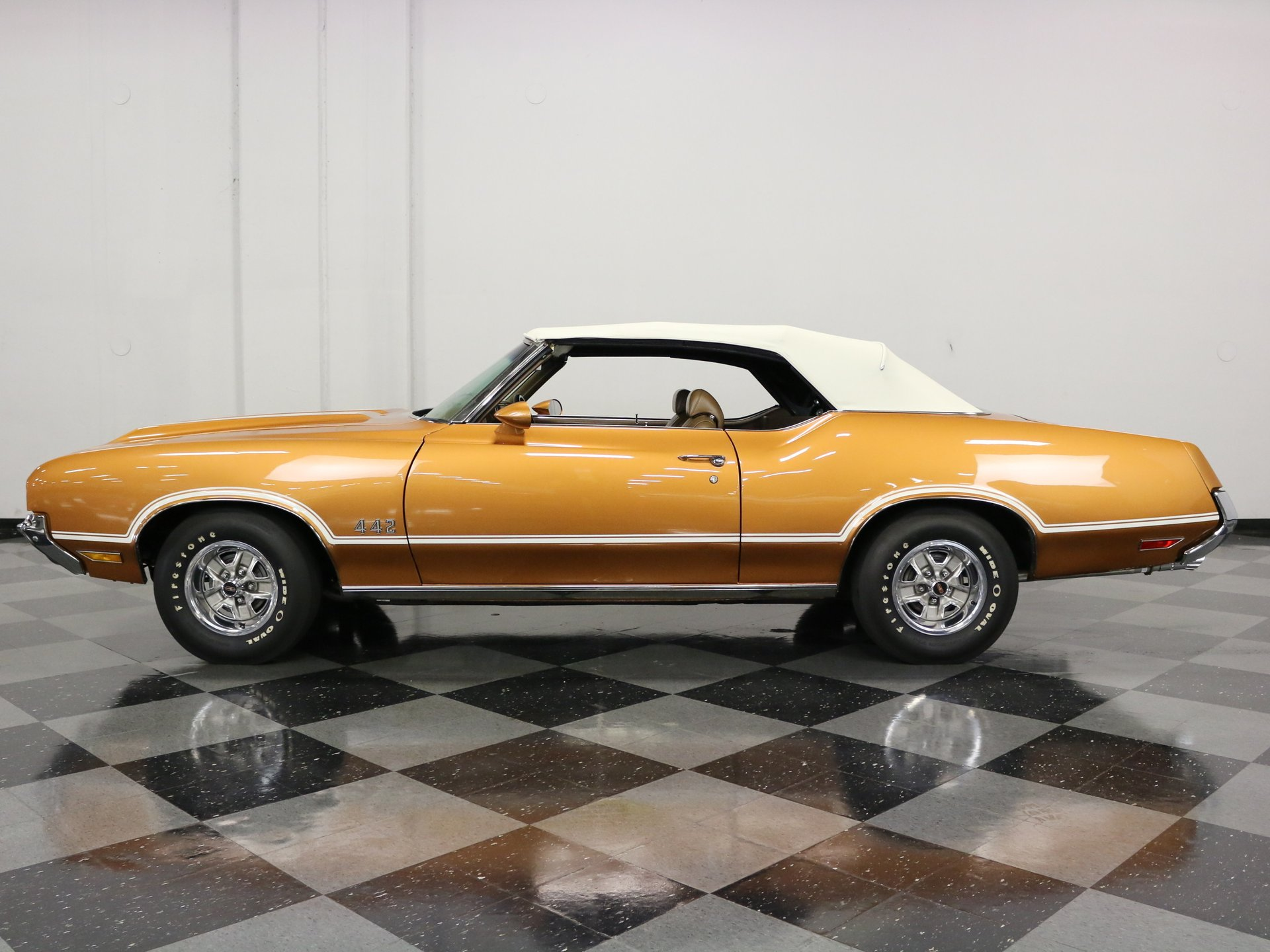 1972 oldsmobile cutlass supreme 442 convertible