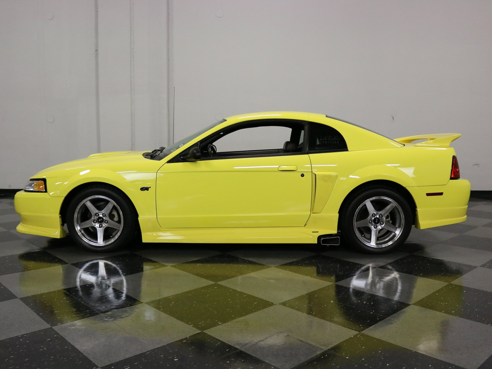 2000 ford mustang roush stage 2